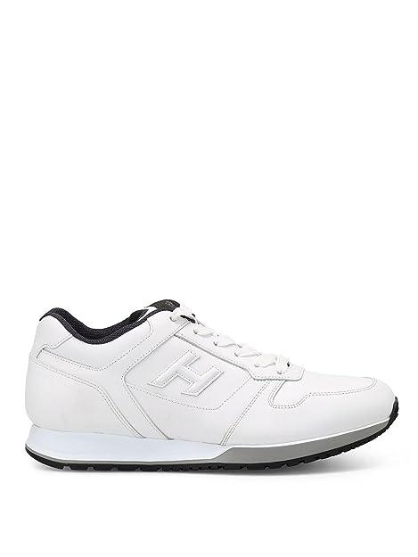 Hogan Sneakers Uomo Hxm3210y850btlb001 Pelle Bianco h5Yc7QSb