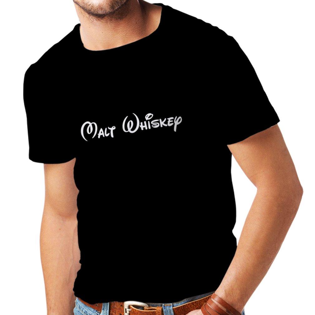 lepni.me T shirts for men Malt Whiskey - funny drinking quotes, cool alcohol sayings VACOM ADVARTAIZING Ltd