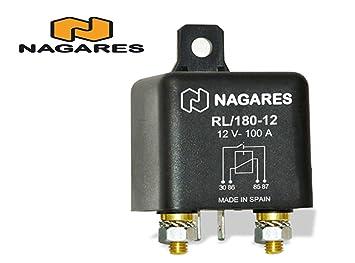 Nagares rl180 12 relay main current amazon car motorbike nagares rl180 12 relay main current asfbconference2016 Choice Image