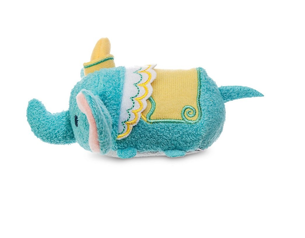 Amazon.com: New 2015 Disney Parks FLYING DUMBO Tsum Tsum (Attractions and Transportation Vehicles Collection): Toys & Games
