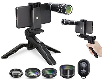 Review MY MIRACLE Camera Shutter