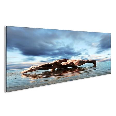 islandburner Cuadro Cuadros Yoga por el Hombre del Agua de ...