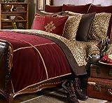 Ralph Lauren Venetian Court Burgundy Velvet