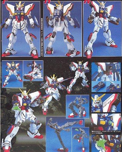 Bandai Hobby Shining Gundam, Bandai Master Grade Action Figure