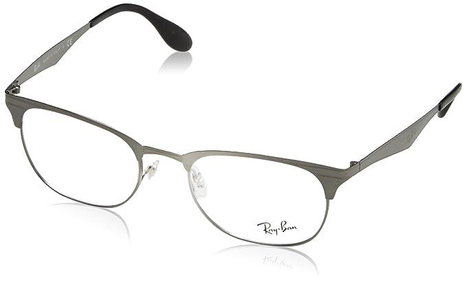 73fd3301e4 Ray-Ban Unisex-Adults Optical Frames  Amazon.co.uk  Clothing