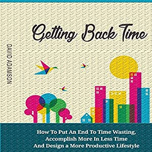 Getting Back Time Audiobook