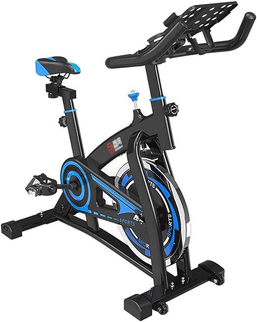 YL Bicicleta de Ciclismo de Interior Bicicleta de Spinning Volante ...