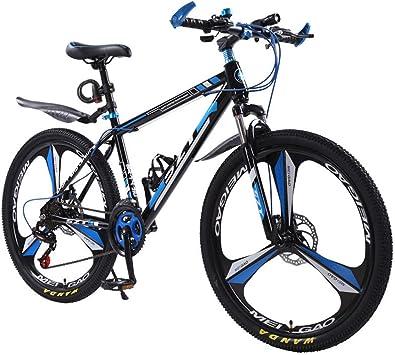 GPAN 24/26 Pulgada Bikes Bicicleta Montaña,24 velocidades,Doble ...