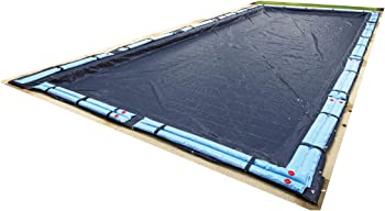 Blue Wave Bronze 8-Year Rectangular Pool Cover