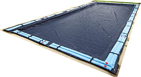 10 Year Warranty 20 ft x 40 ft Rectangle In Ground Swimming Pool Winter Cover