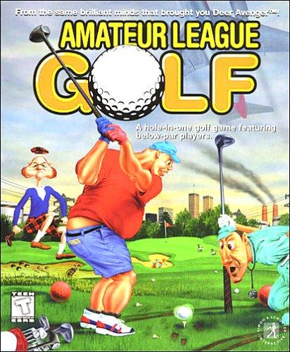 (Amateur League Golf - PC)