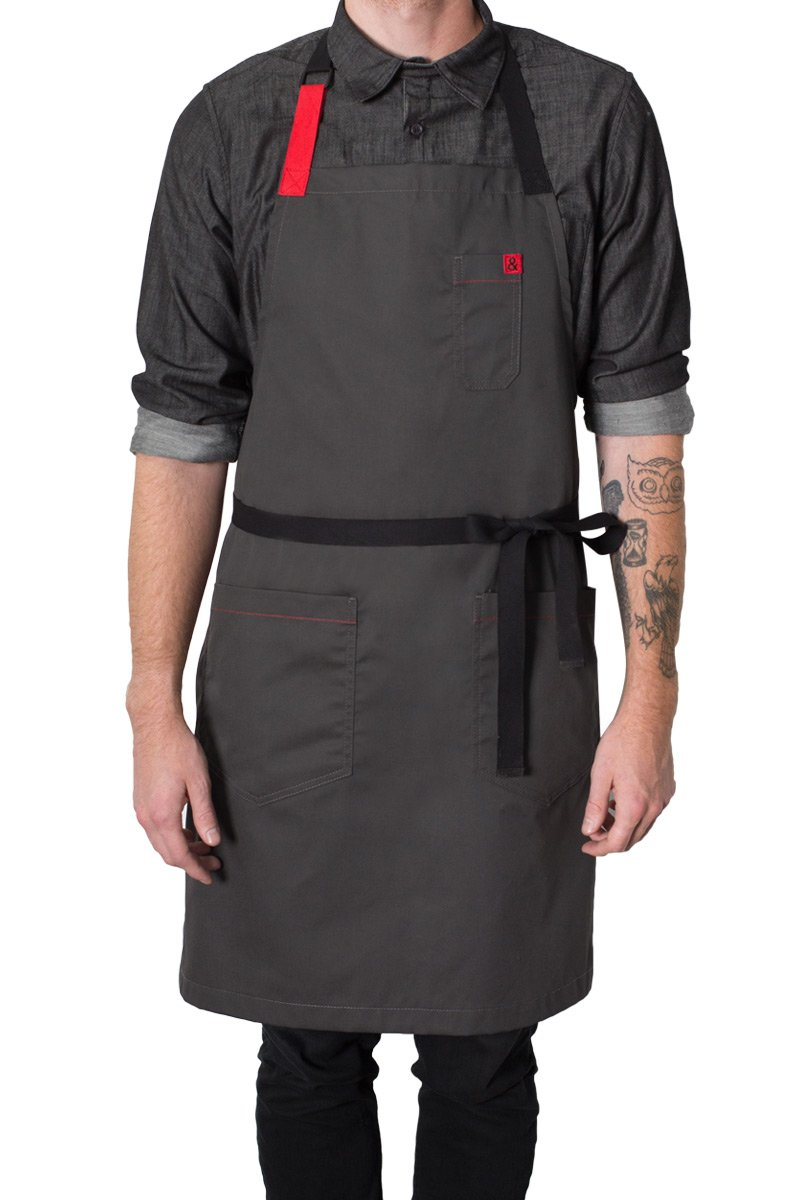 Hedley & Bennett (PRODUCT)RED Apron by Hedley & Bennett