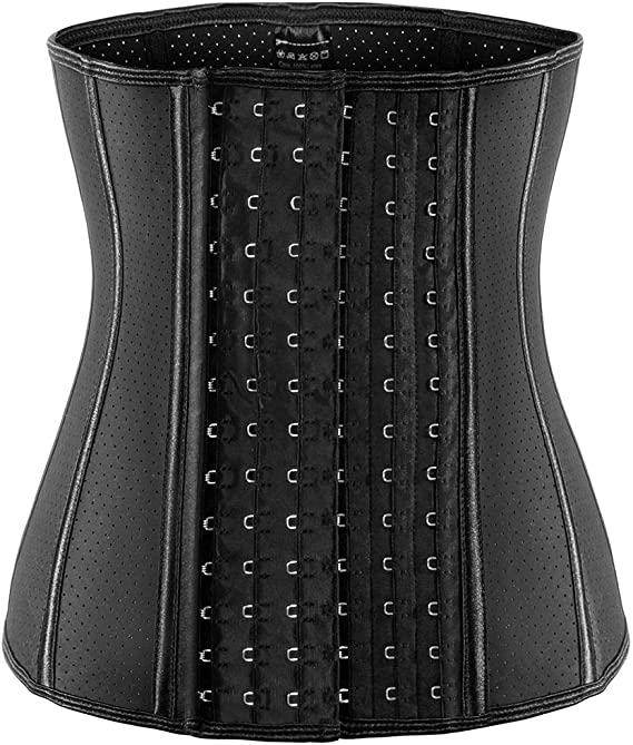 ECOWALSON Waist Trainer for Women Corset Cinher Body Shaper with Steel Bones  and Extender: Amazon.ca: Clothing & Accessories