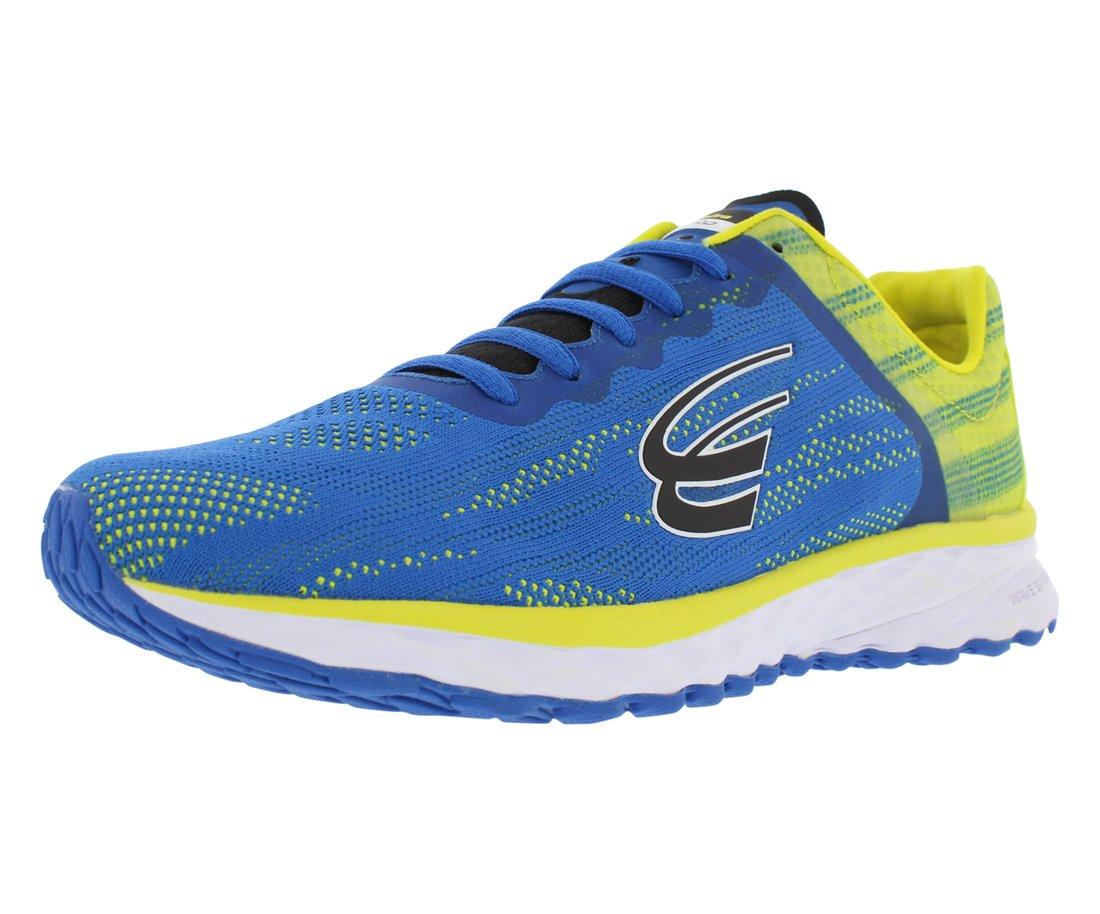 Spira Vento Running Men's Shoes B07B9N1QD5 11 D(M) US Royal / Solar Yellow / Black