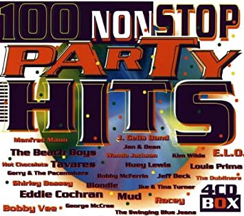 100 Non Stop Party Hits Amazoncouk Music