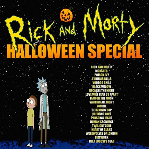 Rick And Morty - Halloween Special -