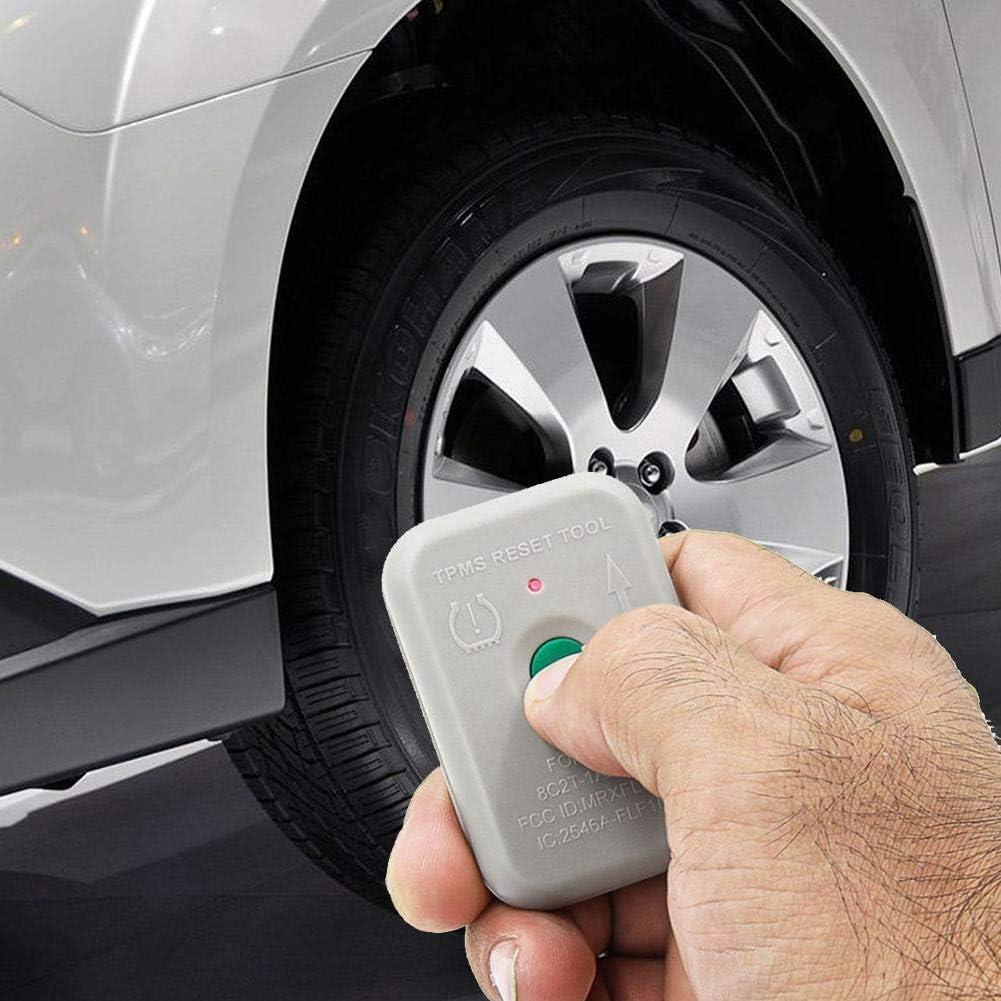 ZHUOTOP TPMS Sensor Relearn Reset Tool for Ford Mazda Tire Pressure Monitor System Sensor Programming Training Activation Trigger Tool Motor craft TPMS19 Transmitter