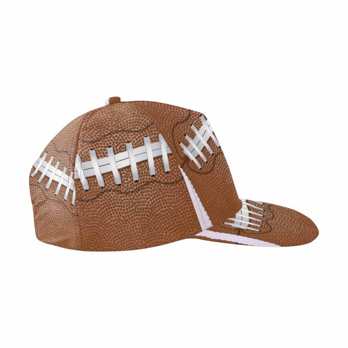 INTERESTPRINT American Football Ball
