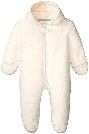 6d12f39e6213 Amazon.com  Egg by Susan Lazar Sherpa Little Bear Snow Suit (Baby ...