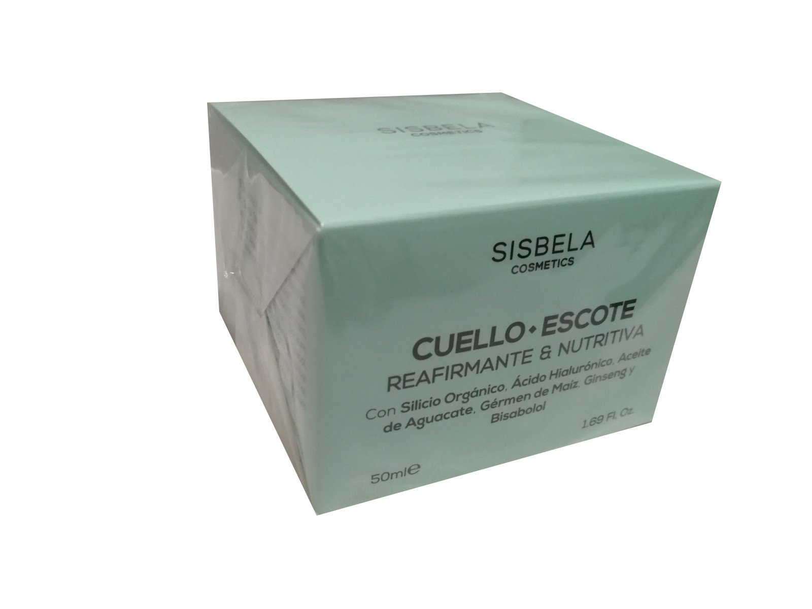 Sisbela Diamond Neck & Neckline Cream 50ml