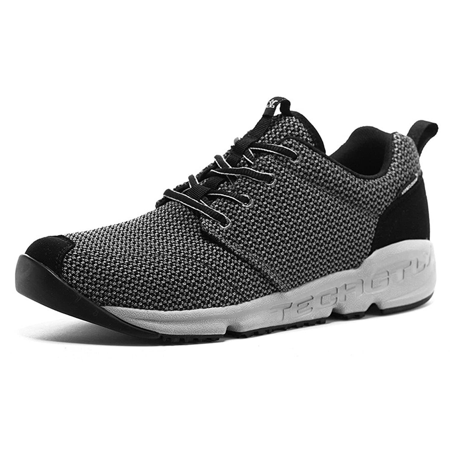 Mens Walking Shoes Athletic lightweight hiking shoes Breathable Mesh Drying Easy Water Shoes