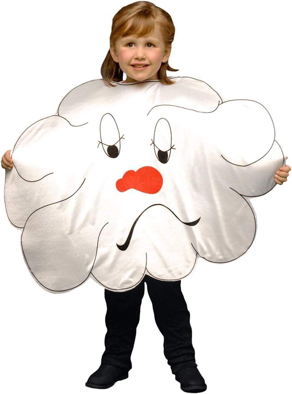 Disfraz de Nube para niños de 5 a 6 años: Amazon.es: Juguetes y juegos