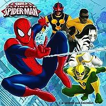 Ultimate Spider-Man 2018 Wall Calendar
