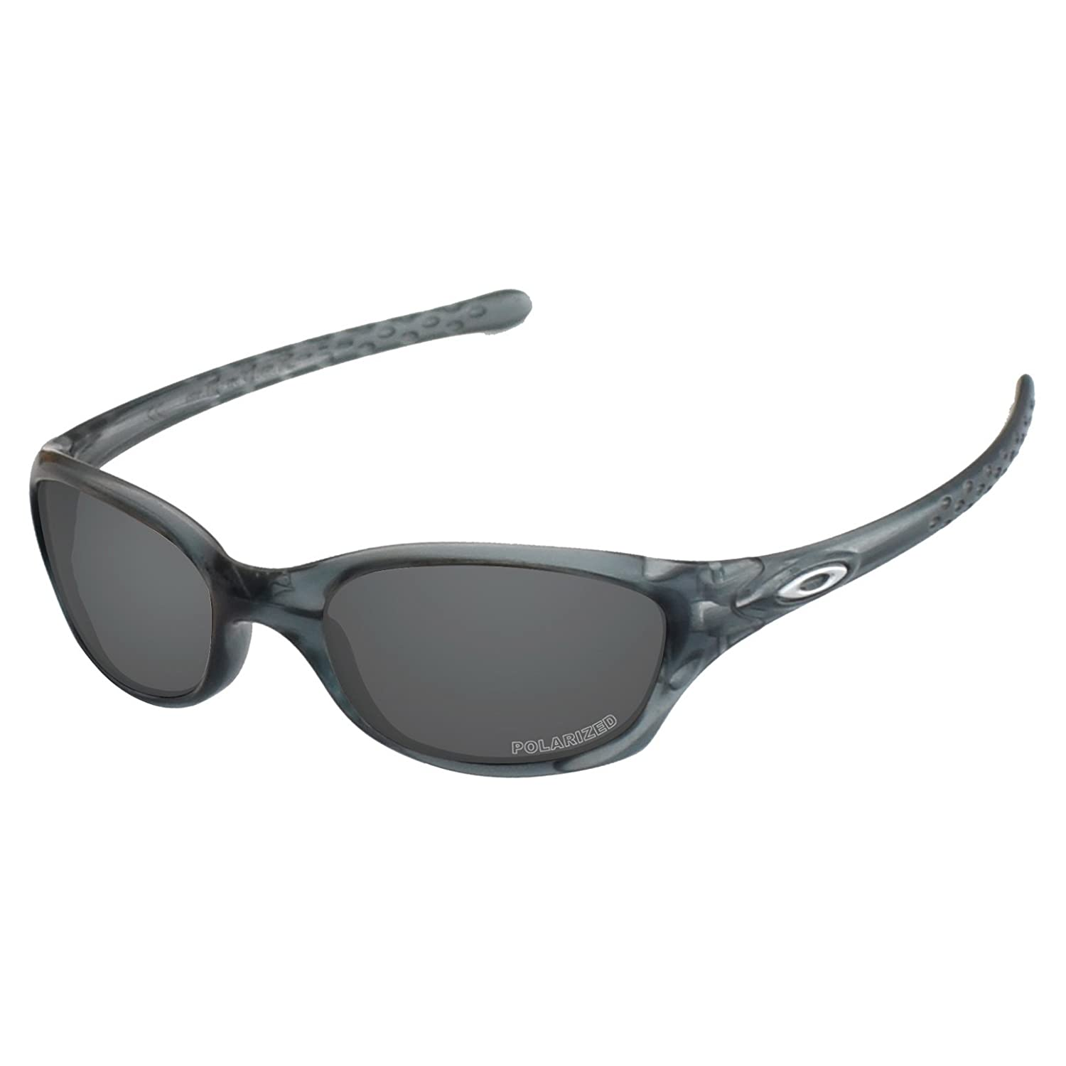 b9f549ba1dc Amazon.com  Tintart Performance Lenses Compatible with Oakley Fives 2.0 Polarized  Etched-Carbon Black  Clothing