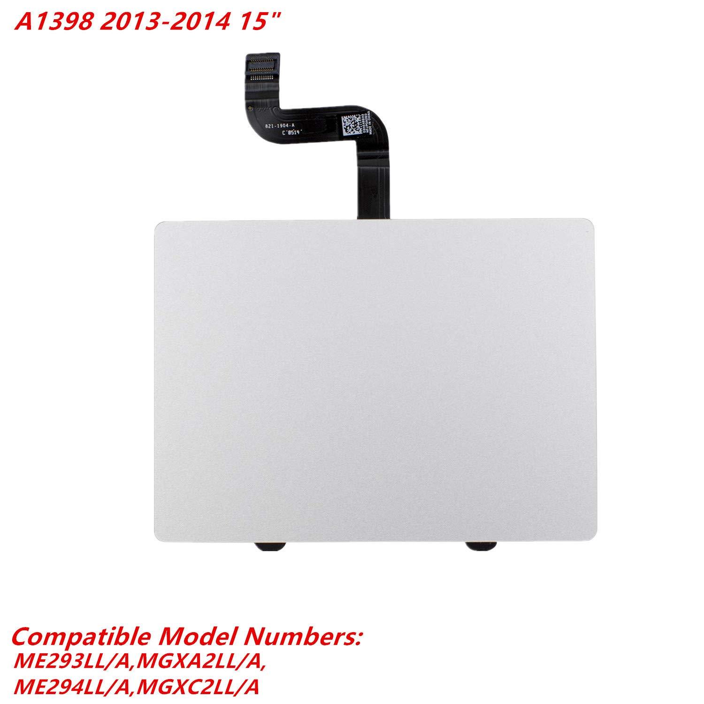 Touchpad para MacBook Pro Retina 15 Unibody A1398