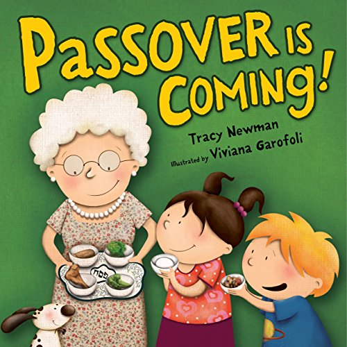 Passover Is Coming (Very First Board Books)