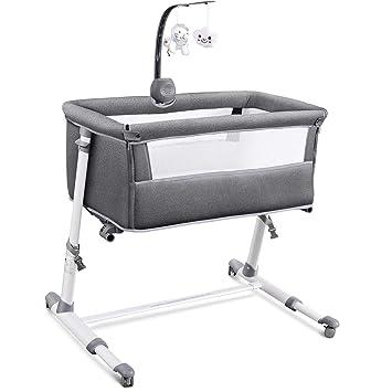 Bassinet for Baby,RONBEI Bassinet,Baby Bassinets Bedside Sleeper for Newborn//Infant
