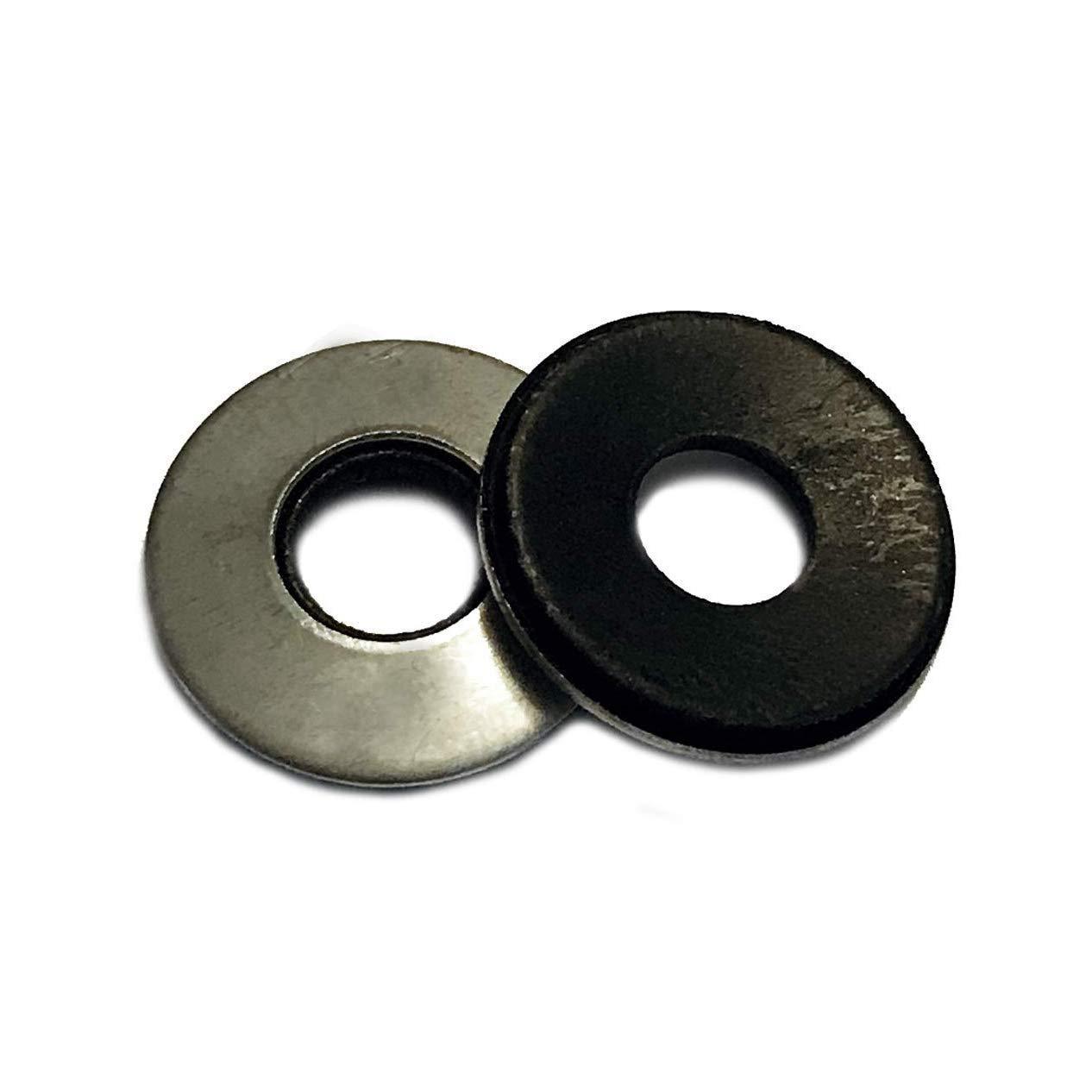 316 Stainless Steel 1/2'' Neoprene Bonded Sealing Washers 25 Qty by Bridge Fasteners