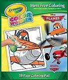Best Crayola Book Of Colors - Crayola Color Wonder Disney Planes Coloring Book Review