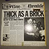 Jethro Tull ?- Thick As A Brick ( Tan Embotado Como Un Ladrillo) - LP Album Vinyl