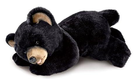 """Russ Berrie Yomiko Black Bear 17"""""""