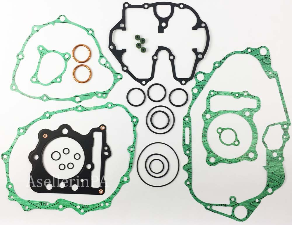 NE Super Gaskets Gasket kit Replacement for Honda TRX 400EX 400X 1999-2014 TRX400EX XR400R 1996-2004