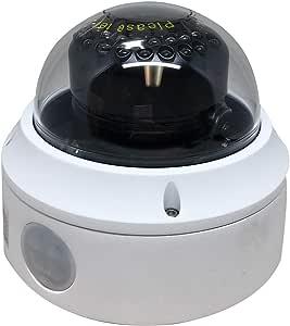 2 Sony Super HAD CCD II 960 TVL 2.8-12mm MP Lens 60 IR LED 200 Feet Range
