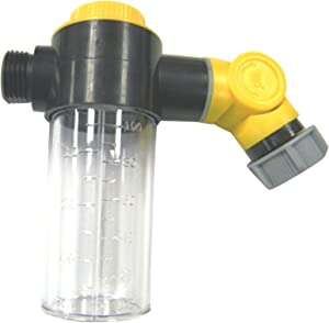 CONTINENTAL - E-Z Wash 'N Clean water wand dispenser