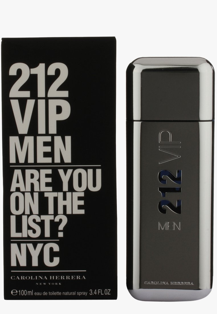 9788071813 Carolina Herrera 212 Vip Eau De Toilette Spray for Men, 3.4 Ounce (Packaging may vary) 61ATXqN4arL
