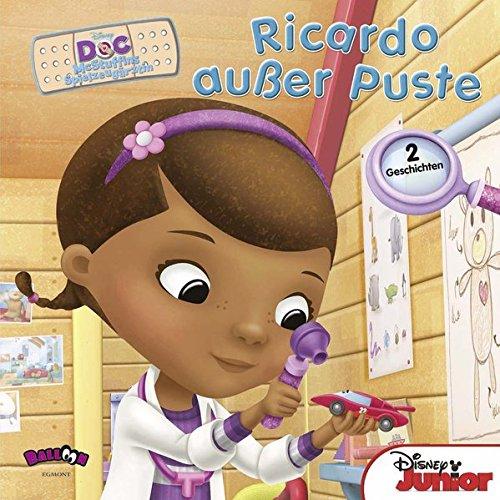 Doc McStuffins - Ricardo außer Puste: 2 Geschichten