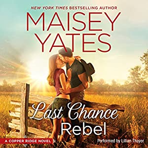 Last Chance Rebel Audiobook