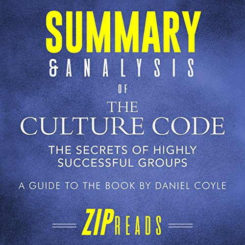 Summary & Analysis of The Culture Code: A Guide to for sale  Delivered anywhere in Canada