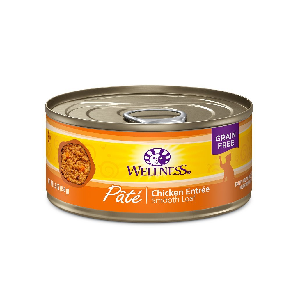 Wellness Chicken - 24 x 5.5 oz by Wellness Natural Pet Food