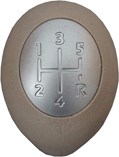 pommeau de levier de vitesse pour RENAULT Laguna Megane 2 Clio 3 2003-2009