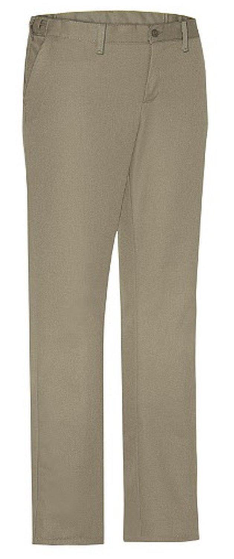 Dickies Women's FP325 Women's Industrial Comfort Waist Flat Front Pant 12 UU