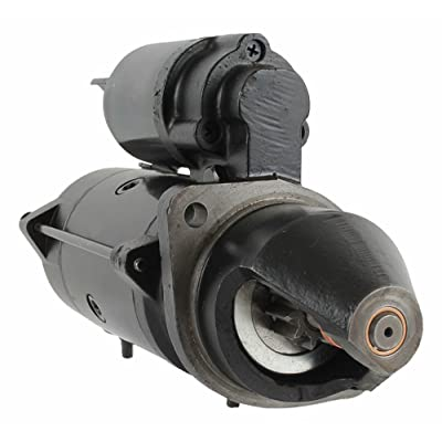 DB Electrical SIA0016 New Starter For John Deere 5045D, 5045E, Plgr 12-Volt Cw 10-Tooth, Re501713: Automotive