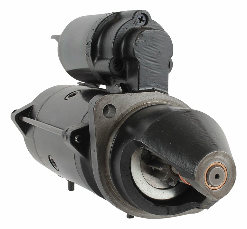 DB Electrical SIA0016 New Starter For John Deere 5045D, 5045E, Plgr; 12-Volt; Cw; 10-Tooth, Re501713