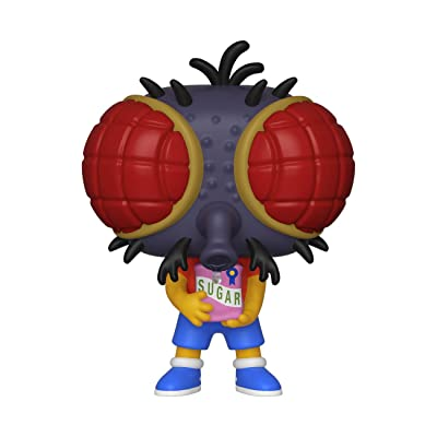 Funko Pop! Animation: Simpsons - Fly Boy Bart: Toys & Games