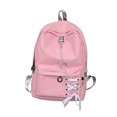 fe7781d266 Image Unavailable. Image not available for. Color  Backpack Bag High School  Student Campus Oxford Travel ...