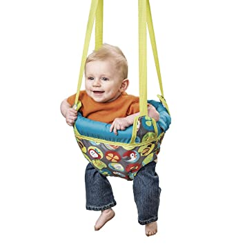 716f5b954 Amazon.com   Evenflo Exersaucer 2-In-1 Doorway Jumper